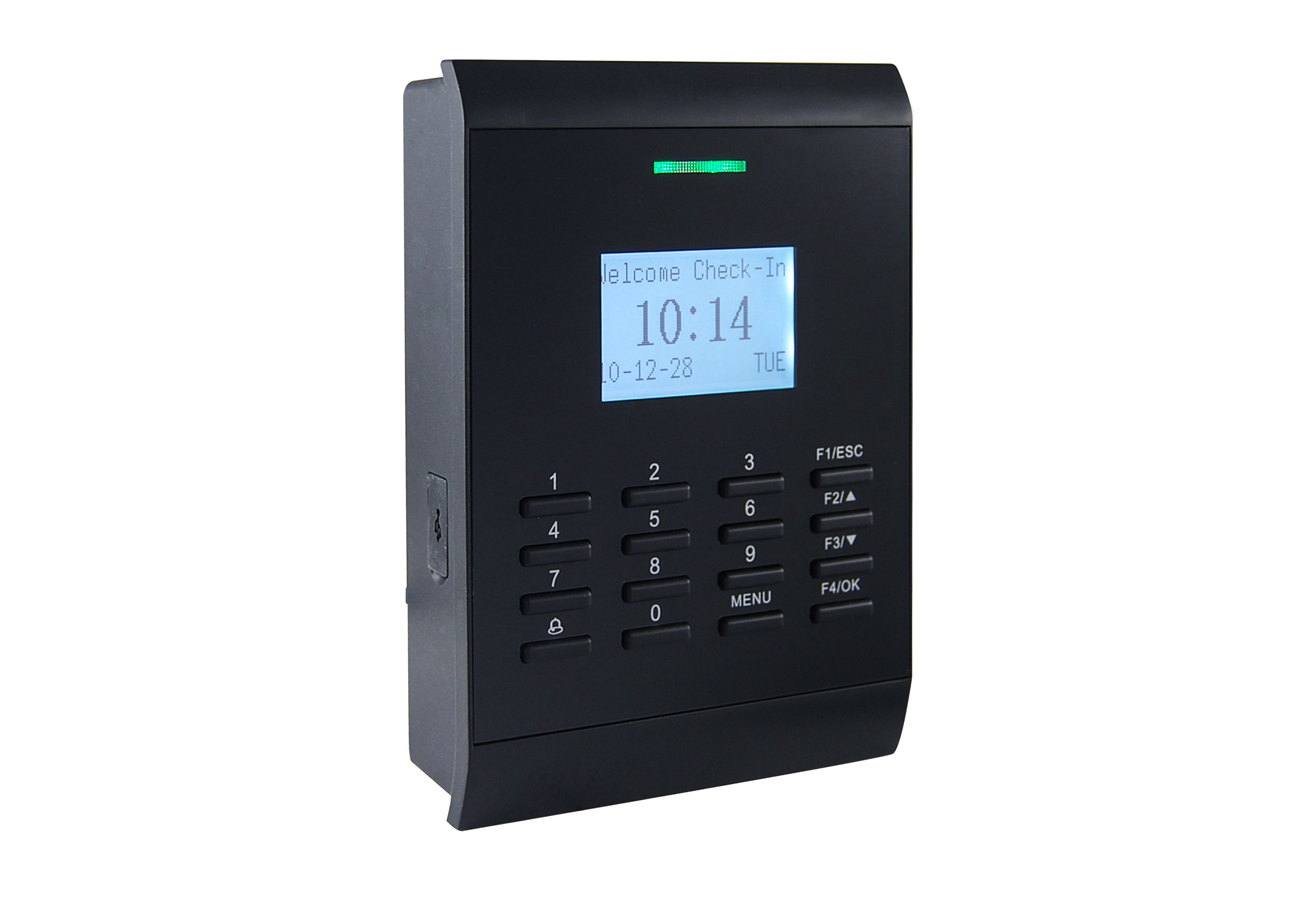 Sc403 Access Control And Attendance Machine Rfid Card And Pin