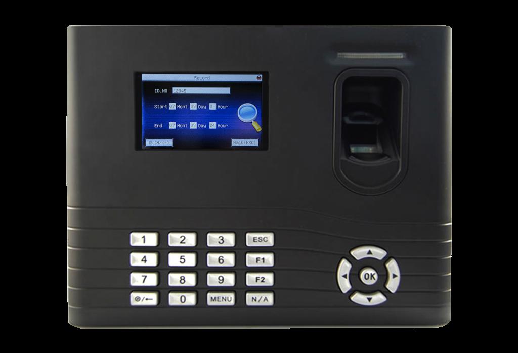 In01 Fingerprint Biometric Attendance Machine Battery