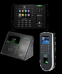 multiple-Biometric-Attendance-System